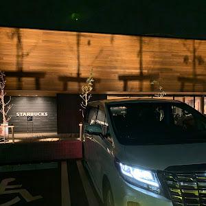 アルファード GGH35W SA Cパッケージ 4WDのカスタム事例画像 よっちゃんさんの2020年02月28日23:04の投稿