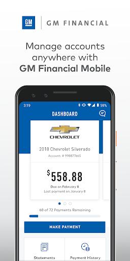 Gm Financial Phone >> Gm Financial Mobile 2 0 4 Apk Download Com Gmfinancial