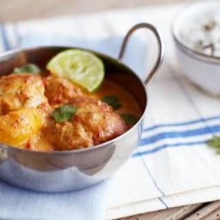 Coconut Chilli Chicken.
