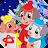 Three Little Pigs Xmas Story logo