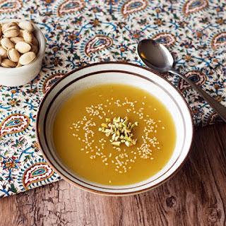 Kachi - Persian Halva Pudding