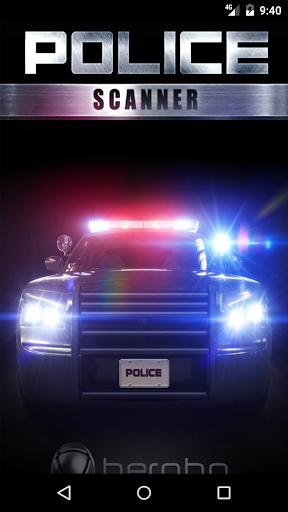 GRATIS Radio de la Policía screenshot 9