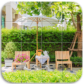 Tile Puzzle Outdoor Seatings