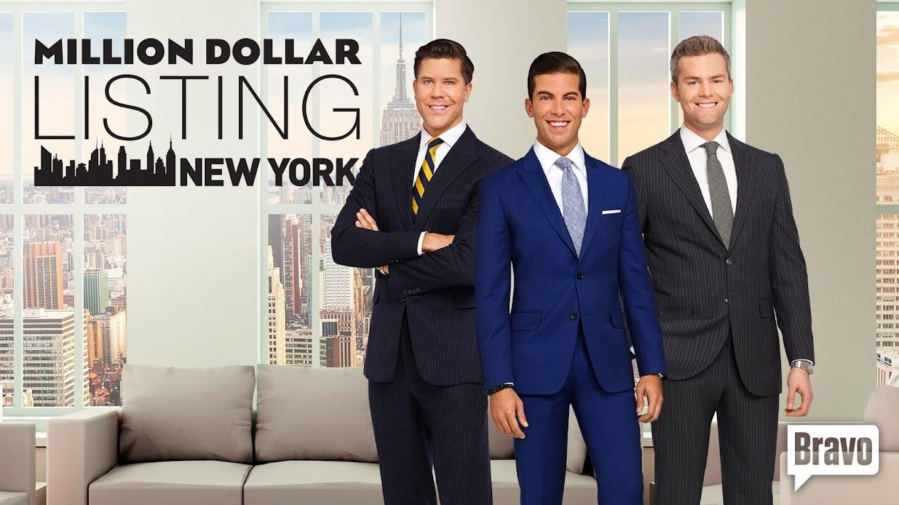 Million dollar listing new york movies tv on google play - Appartementmillions dollars new york ...