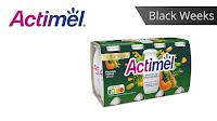 Angebot für Black Weeks:                                                                    Actimel Botanicals im Supermarkt