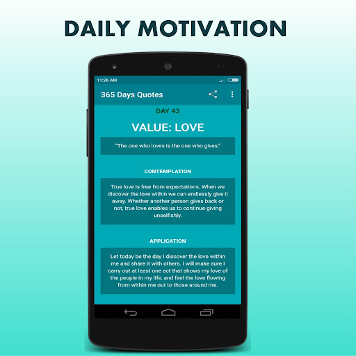 days motivational quotes by eternal apps google play united