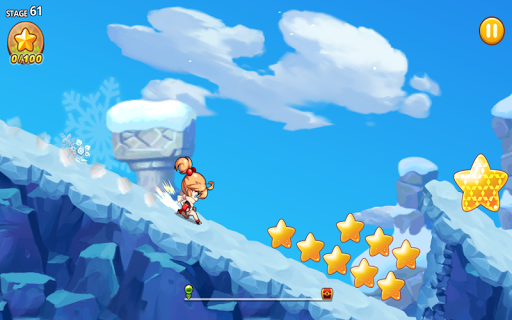 WIND runner adventure for PC