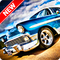 Cool Classic Cars Wallpaper icon