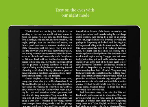 Media365 Book Reader  screenshots 15