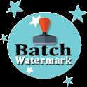 Watermark Batch icon