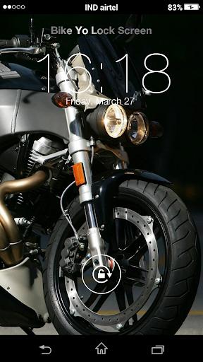 Bike Yo Locker HD