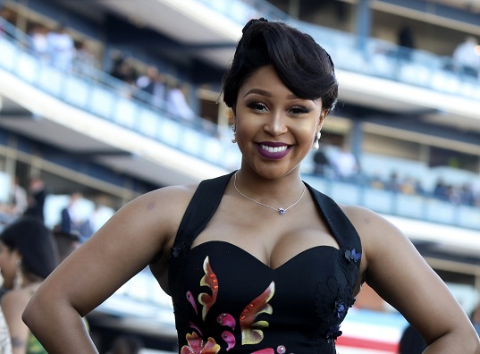 Minnie Dlamini said she was disappointed by the Miss SA pics that were released earlier this month.