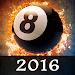 billiards 2016 - 8 ball pool icon
