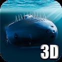 Russian Submarine Simulator 3D icon