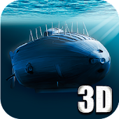 Russian Submarine Simulator 3D