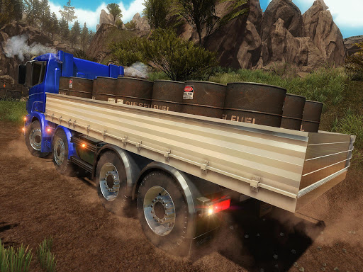 Offroad Truck Construction Transport 1.7 screenshots 10