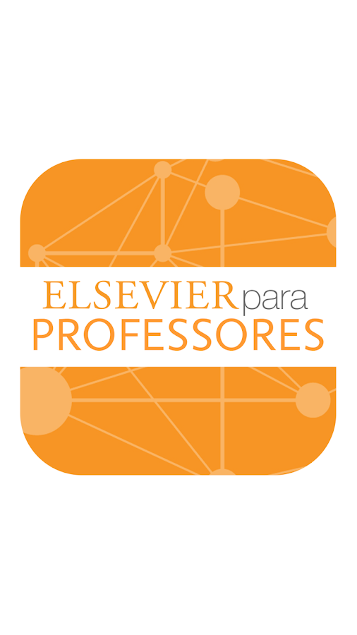 Elsevier para Professores- screenshot