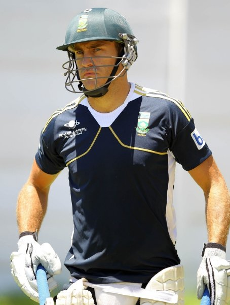 Proteas player Faf du Plessis. Picture: GALLO IMAGES