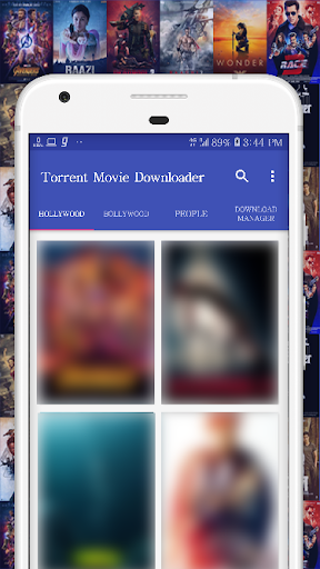 Torrent Movie Downloader 1.0.2 screenshots 1