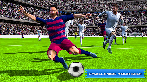 Real Soccer Match Tournament 2018 u26f9ufe0f (Final) 1.0 screenshots 7