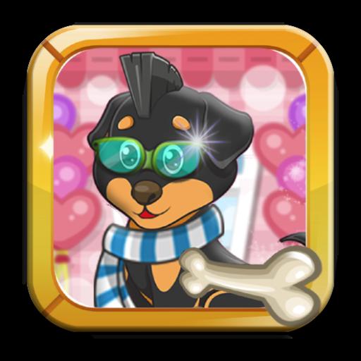 ドレスを着て小さなペットサロン 角色扮演 App LOGO-硬是要APP