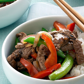 Beef with Oyster Sauce Stir Fry