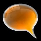 GO SMS Pro Inferno Glass Theme icon