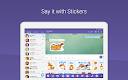 screenshot of Viber Messenger