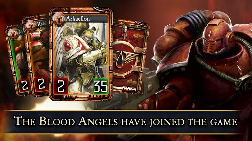The Horus Heresy: Legions – TCG card battle game apktreat screenshots 2