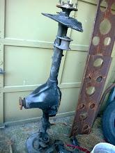 Photo: AXLE - Use this to repair broken axle