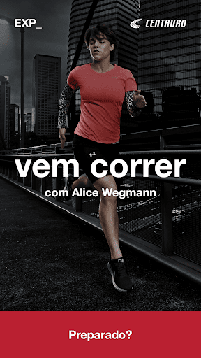Centauro EXP_ - Vem correr com Alice Wegmann for PC