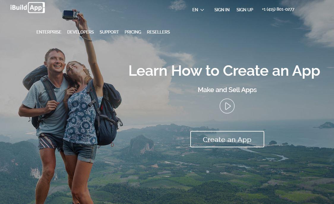 iBuildApp Mobile Software Development Software