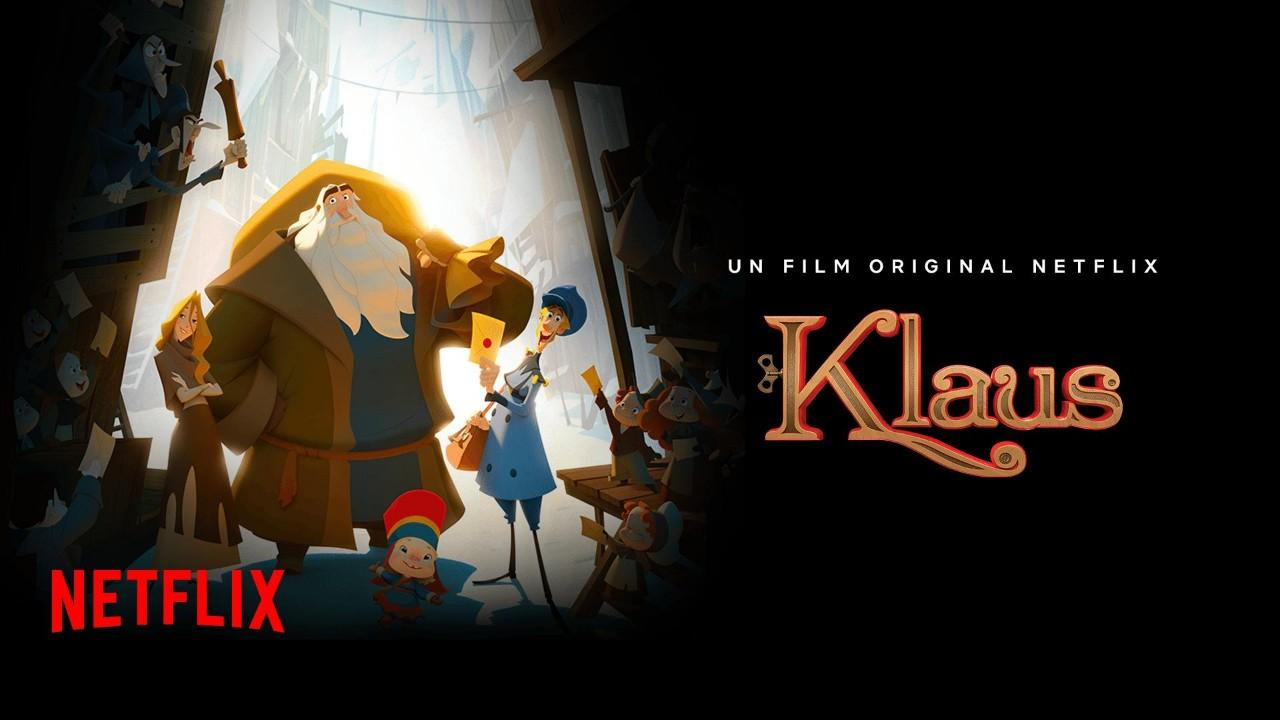 Klaus – one of the best Christmas movies