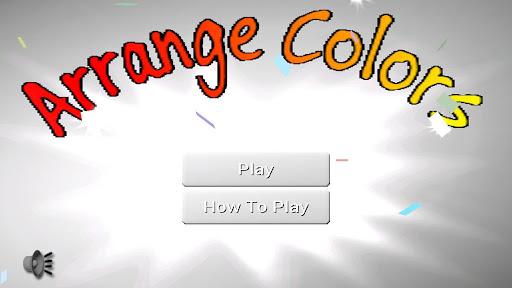 Arrange Colors