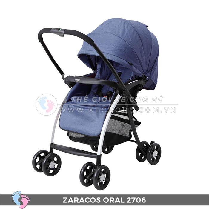 Xe đẩy 2 chiều Zaracos ORAL 2706 2