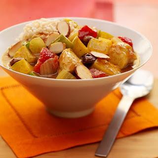 Sweet & Spicy Indian Chicken Stew.