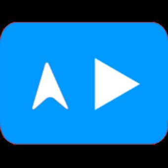 NaviPlayer - Car Media Player(Waze,Sygic,Maps)
