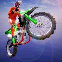 Impossible Bike Stunt Master 3D - New Moto Bike icon