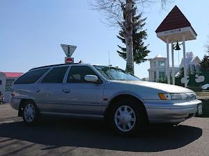 トーラス ワゴン  1995のカスタム事例画像 rotiform捻転BBQさんの2018年06月29日01:05の投稿