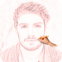 Pencil Sketch Photo Editor - Sketch From Photo icon