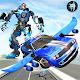 US Police Transform Robot Car Cop Flying Car Wars (game)