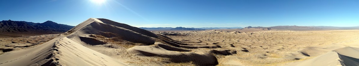 Photo: Kelso Dunes. Maximize window or download original to fully appreciate...