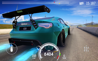NITRO NATION™ 6 APK screenshot thumbnail 6