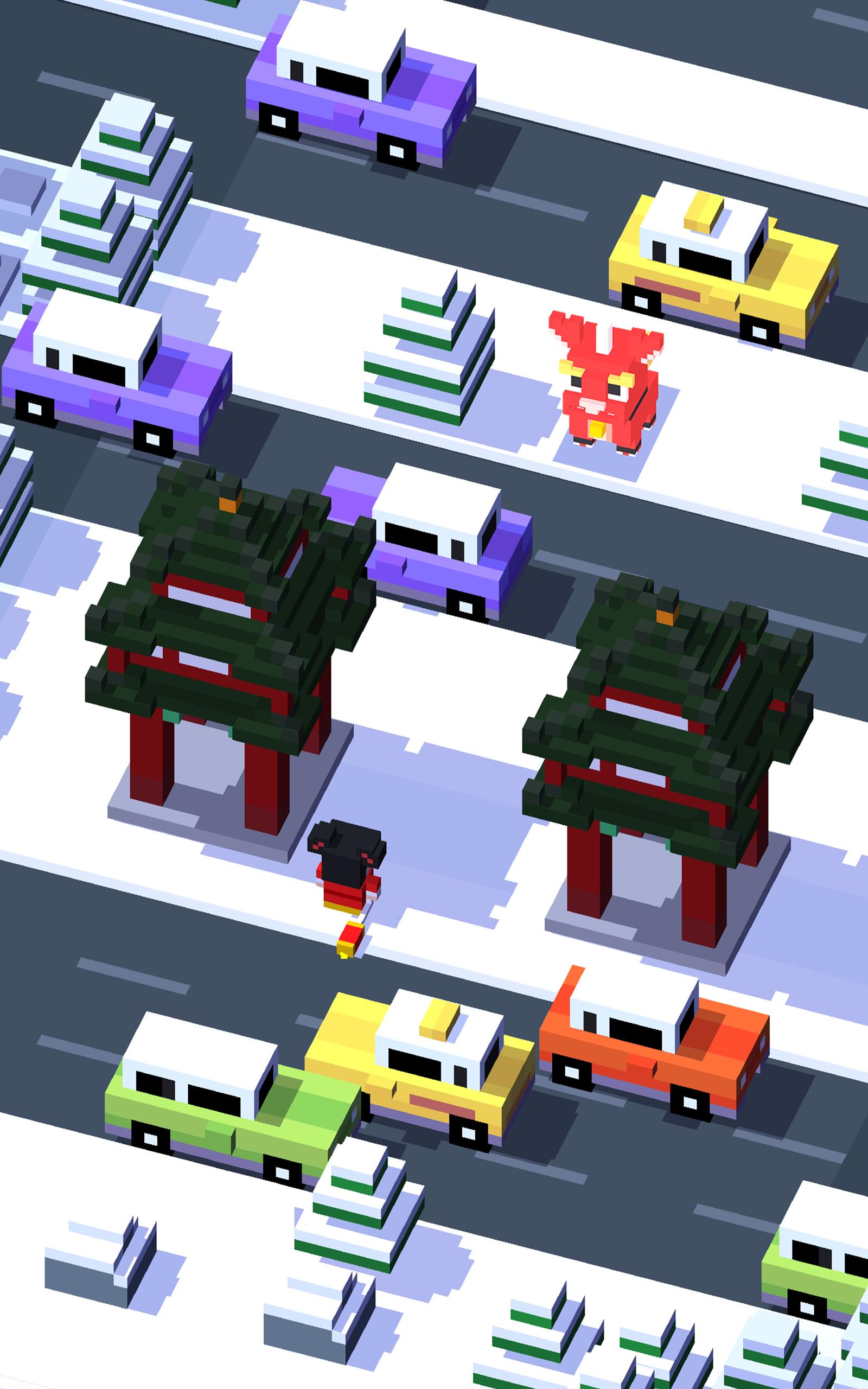 Crossy Road screenshot #12
