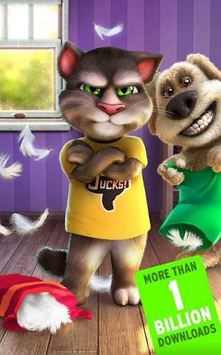 Talking Tom Cat 2 Free screenshot 8