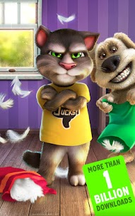 My Talking Tom 2 Mod 1.8.1.858 Apk [Unlimited Money] 7