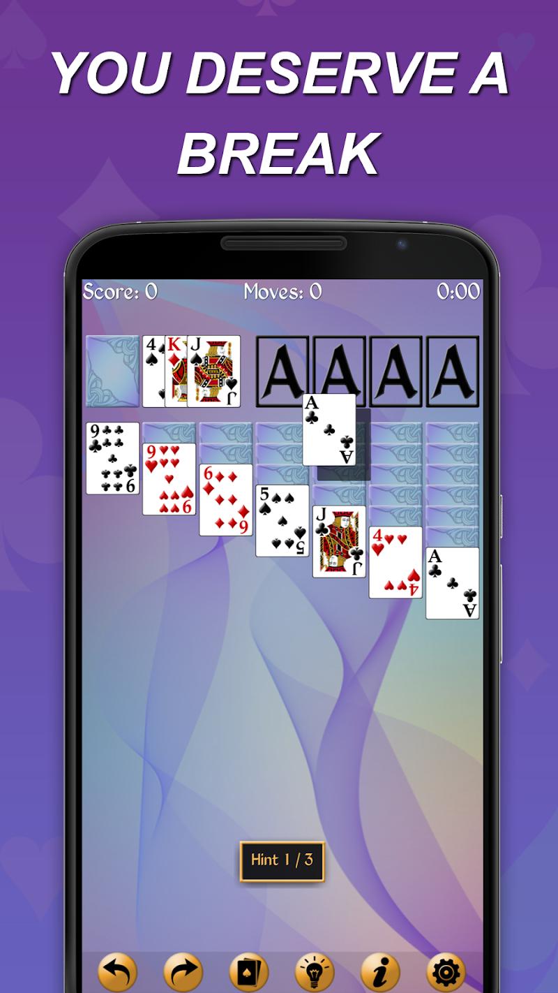 Solitaire MegaPack Screenshot