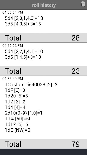 Prime Dice (Dados) screenshot 7