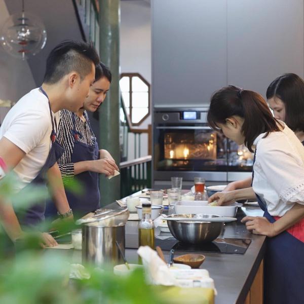 台北廚藝教室-慢食寓Mangiare