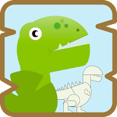 Dino Puzzle - Jigsaw for Kids